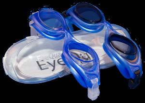 Spikkels zwembril