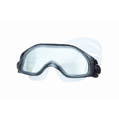 Watersportbril M-105 transparant zwart
