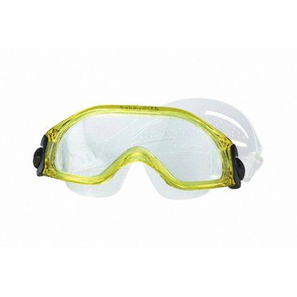 Watersportbril M-105 transparant geel