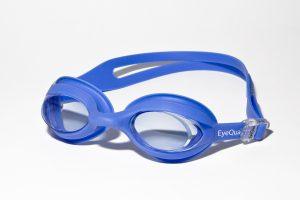 Zwembril Comfort blauw