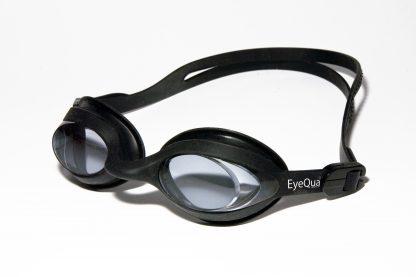 Zwembril Comfort zwart