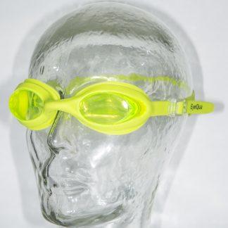 Zwembril Comfort geel