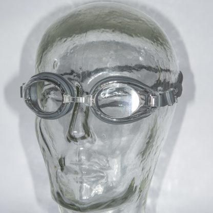 Zwembril Basic grijs