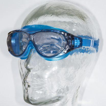 Watersportbril Mariner junior blauw-getinte glazen