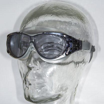 Watersportbril Mariner junior grijs-getinte glazen