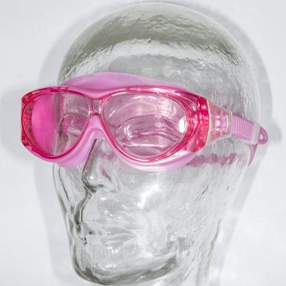 Watersportbril Mariner junior roze-gekleurde glazen