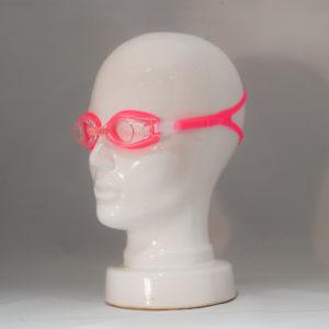 Clear kinderzwembril