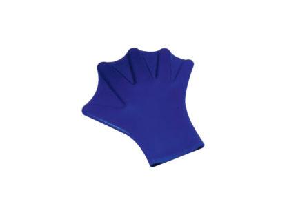 Silicone zwemhandschoen